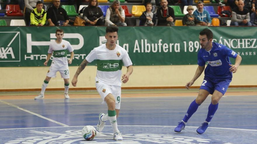 El Elche Axa Hita Port busca este viernes la sorpresa en la pista del Betis Futsal