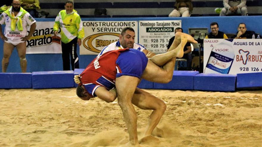 El Chimbesque aguanta el tipo en el Torneo Disa Gobierno de Canarias de Primera