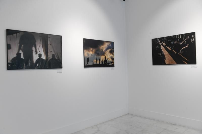 Exposición de Juan Medina en Casa África