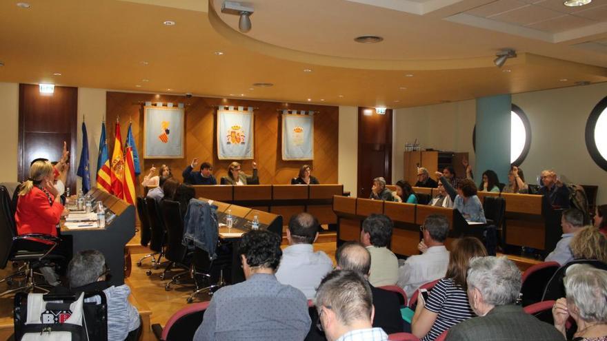 Borriana reactiva el PAI Golf Sant Gregori con la abstención del PP y Ciudadanos
