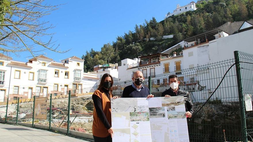 Cártama adjudica el proyecto para la conservación de los restos arqueológicos en la plaza de la Constitución