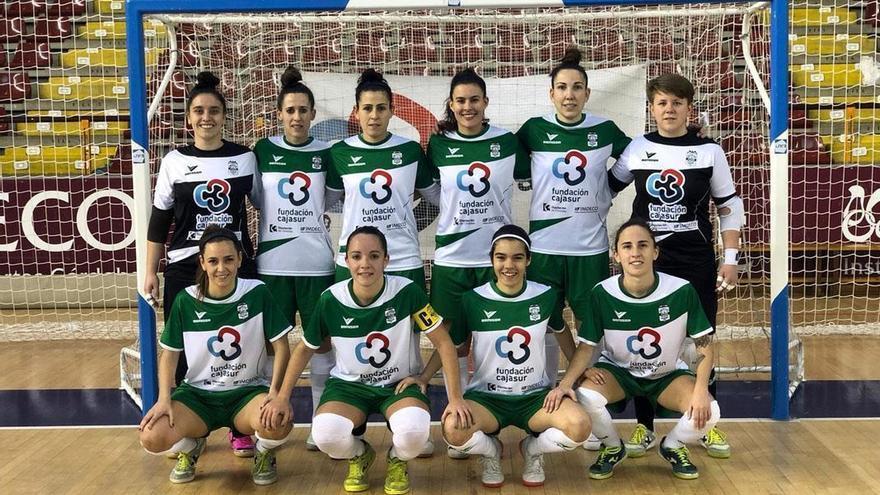 El Deportivo Córdoba golea y recupera la sonrisa (7-0)