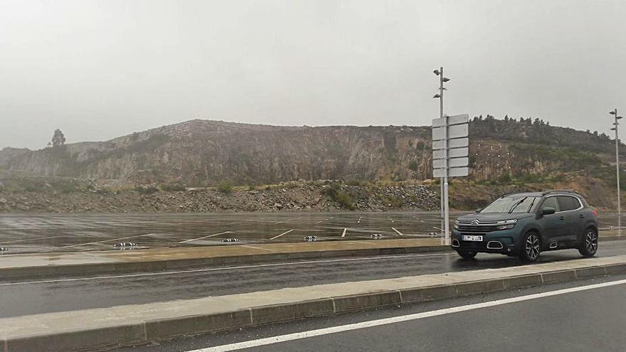 Arteixo instalará un aparcamiento específico para camiones en el polígono de Morás