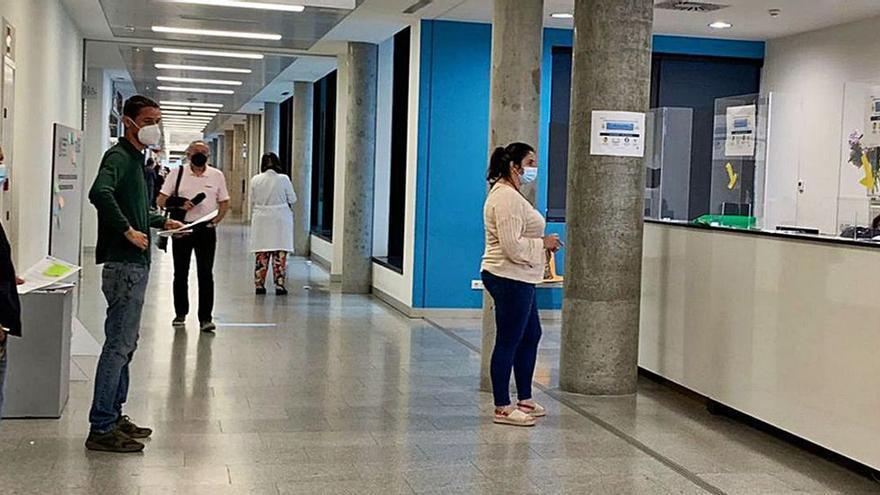 El Cunqueiro se blinda: prohíbe los acompañantes y los pacientes no pueden salir de la habitación