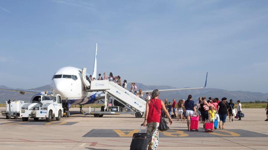El aeropuerto de Castelló adjudica dos nuevas rutas a Londres-Luton y Marsella