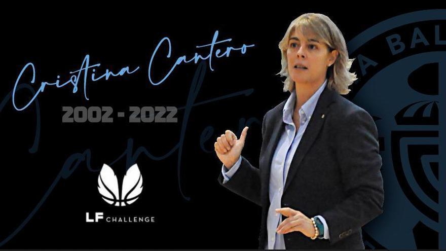 El Celta Zorka Recalvi renueva a Cristina Cantero hasta 2022