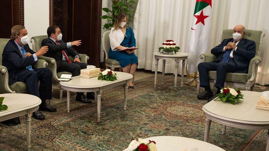 El cierre de un gasoducto argelino inquieta a España