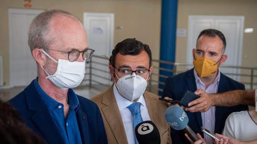 La aseguradora elige el plan más «rápido» para hallar al estibador de Castelló