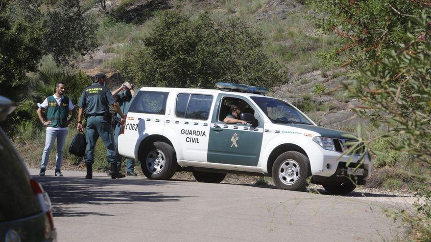 La búsqueda del cuerpo de Marta Calvo se concentra en un vertedero ilegal en un barranco
