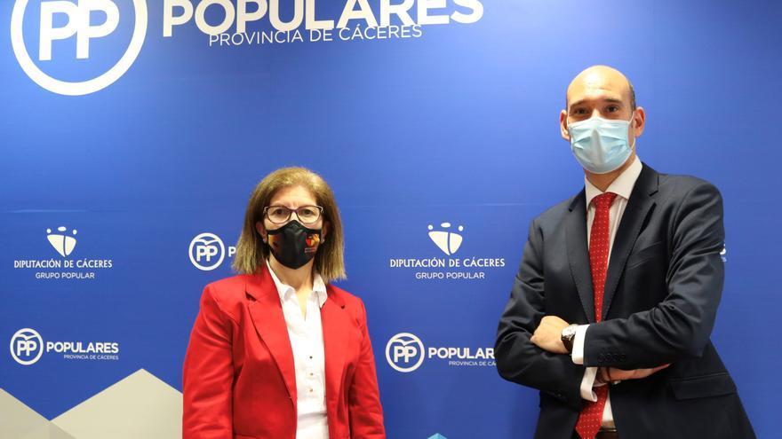 El PP denuncia que la diputación les discrimina en Estivalia