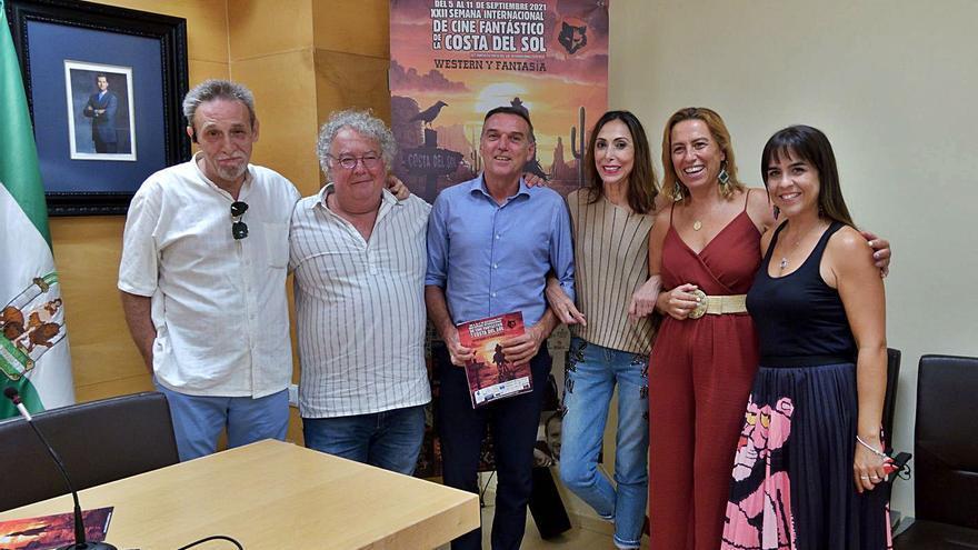 La Mancomunidad de la Costa del Sol dará nombre a un premio de la Semana de Cine