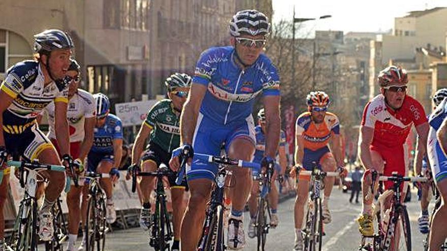 La Volta queda ajornada i no hi haurà l'esperat final d'etapa a Manresa