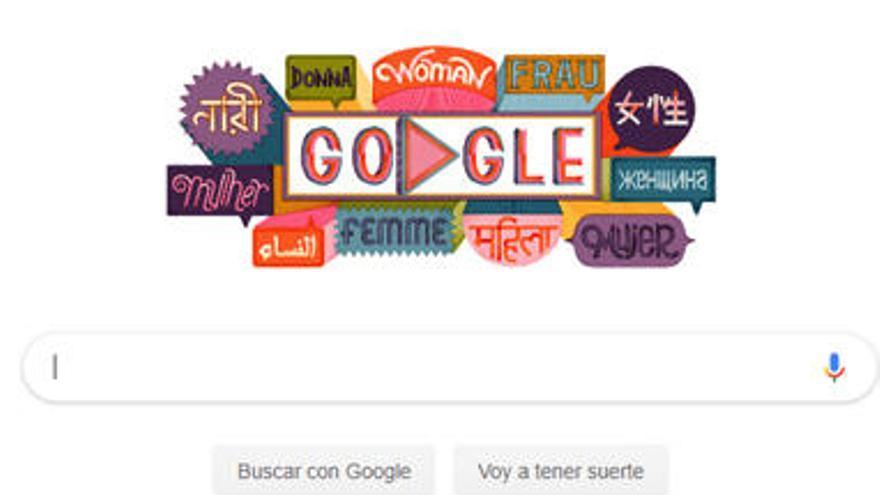 Google se une al Día Internacional de la Mujer