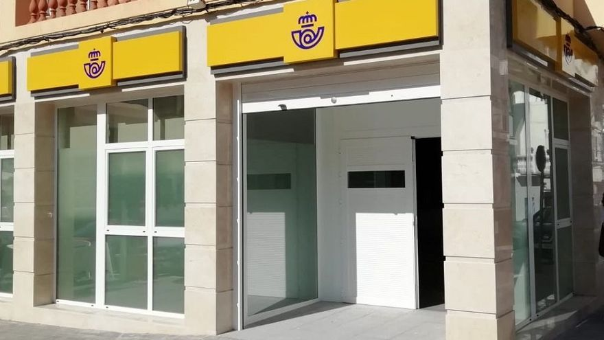 Correos abre un nuevo centro de reparto en Nerja