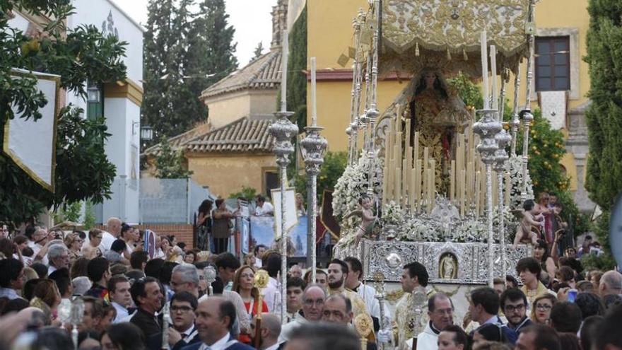 La Virgen del Carmen recorre hoy las calles en dos procesiones