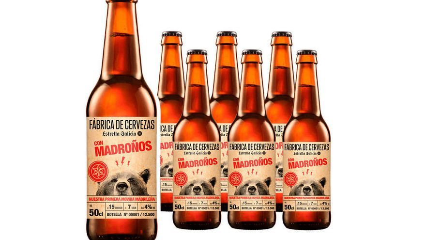 Madroños, el homenaje de Estrella Galicia a Madrid