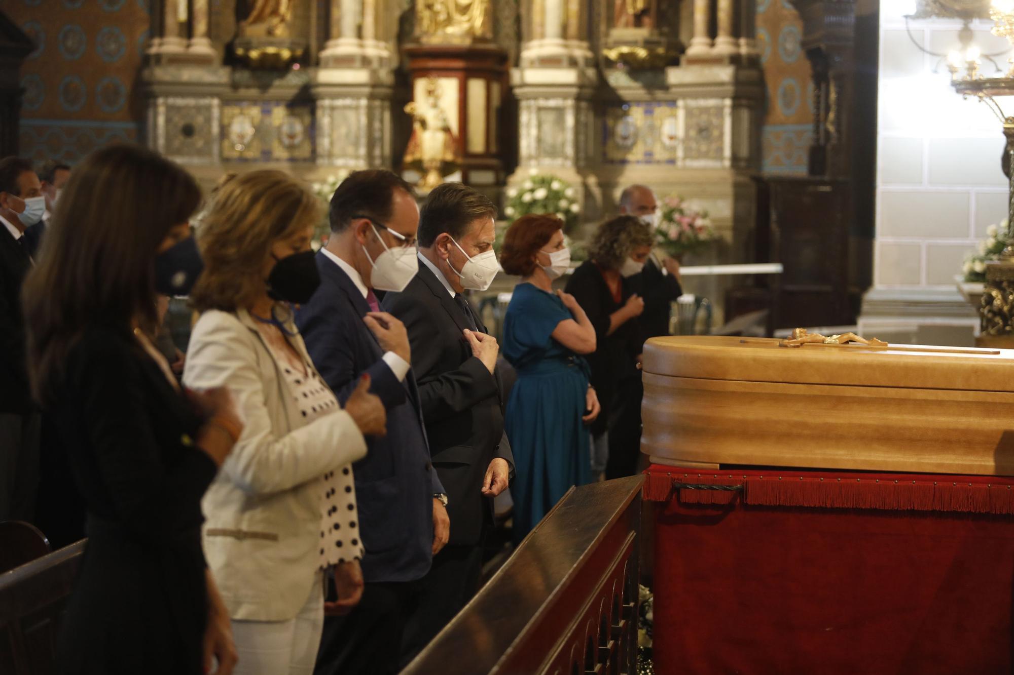 "Adiós a Santos Muñoz, ""un trocito"" de Oviedo"