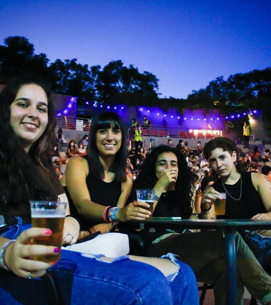 Siete planes gratuitos para terminar la semana en la Región de Murcia
