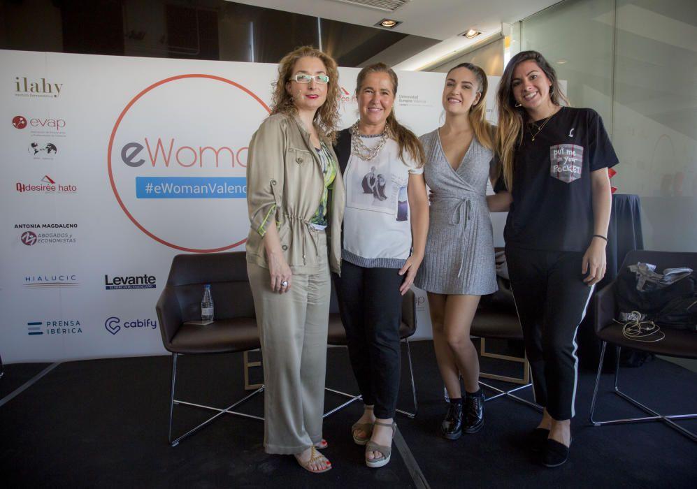Alicia Mora, María Gómez del Pozuelo, Marta Alejano y Almudena del Mar Muñoz