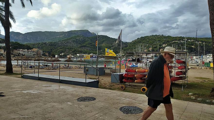 Sóller rechaza la propuesta de Ports de crear un parking de remolques en la playa