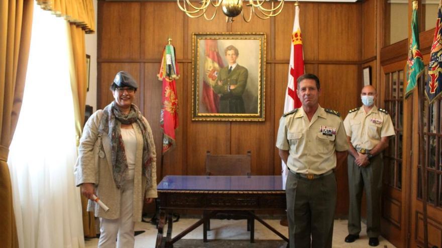 """Los rastreadores del Ejército se presentan hoy en el acuartelamiento """"Cabo Noval"""""""