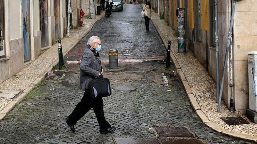 Portugal vuelve al confinamiento estricto al menos durante 15 días