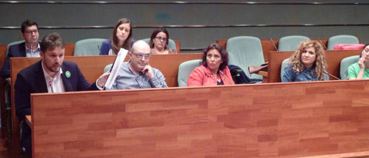 Fargallo: «El PP de Torrent me ha sometido a  un juicio sumarísimo»