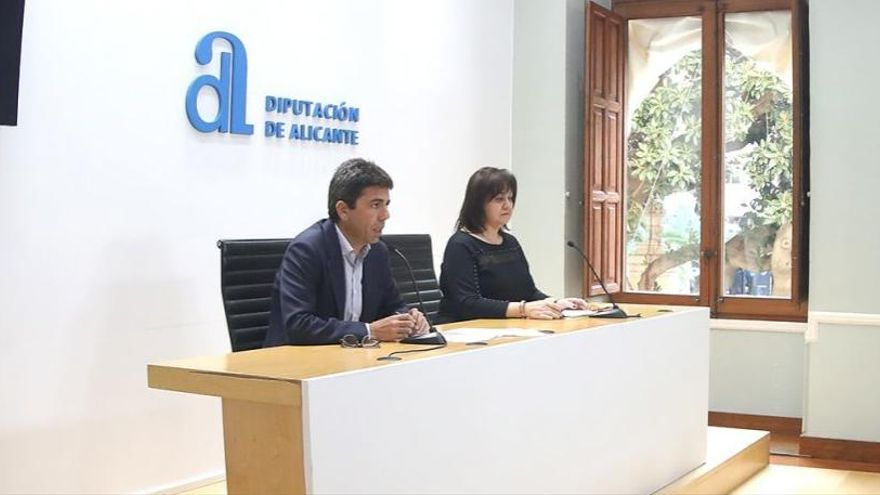La Diputación de Alicante deja de ser «Gobierno Provincial»