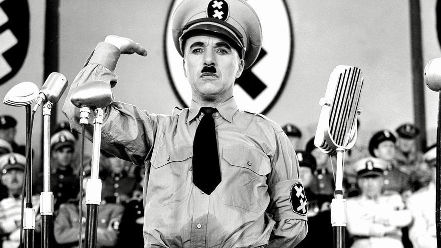 Cuando Chaplin fue Hitler