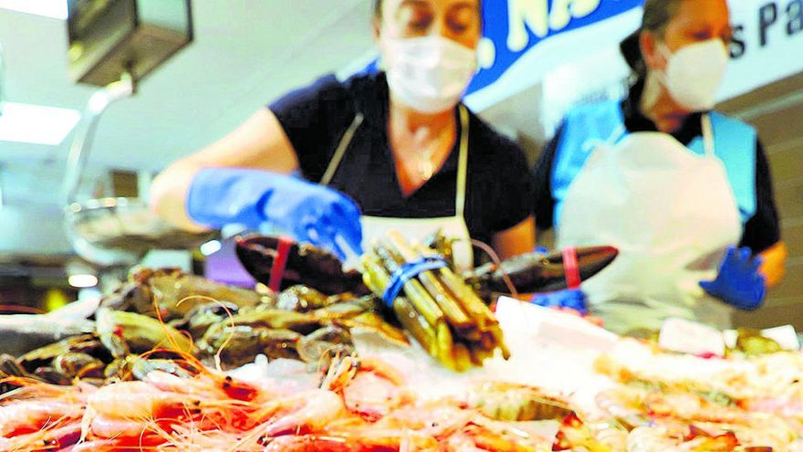 El pescado y marisco de la Región, más barato que nunca