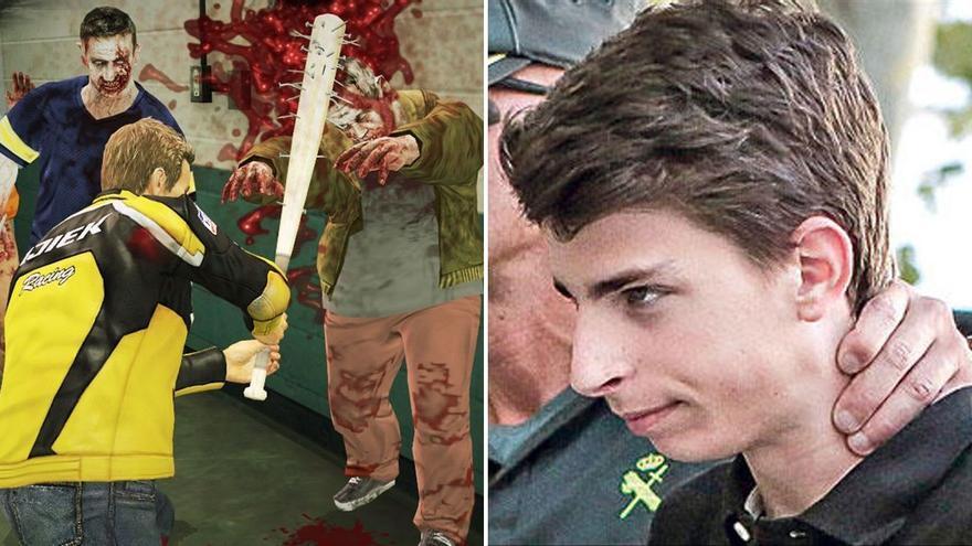 Andreu Coll, el jove de Mallorca que va assassinar el seu pare imitant el seu videojoc preferit