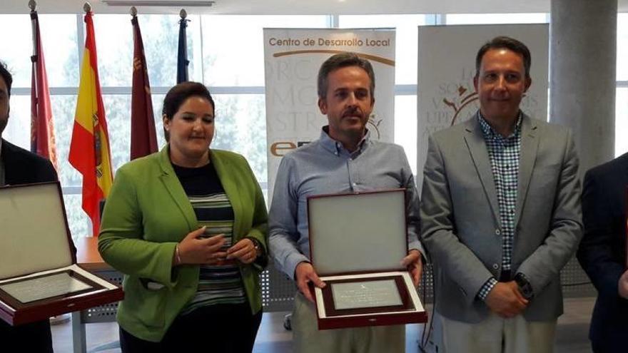 Premio para los emprendedores lorquinos