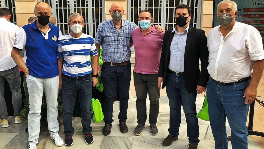 La Murta de Xàtiva acogerá  los 'playoffs' de ascenso a Tercera