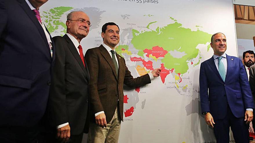 Extenda Global se celebrará el 17 y 18 de noviembre en Sevilla