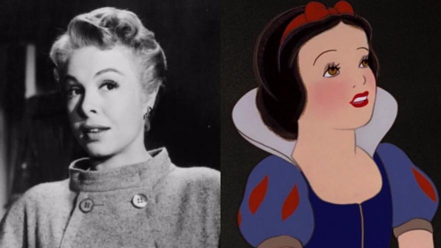 Muere Marge Champion, la modelo para 'Blancanieves'