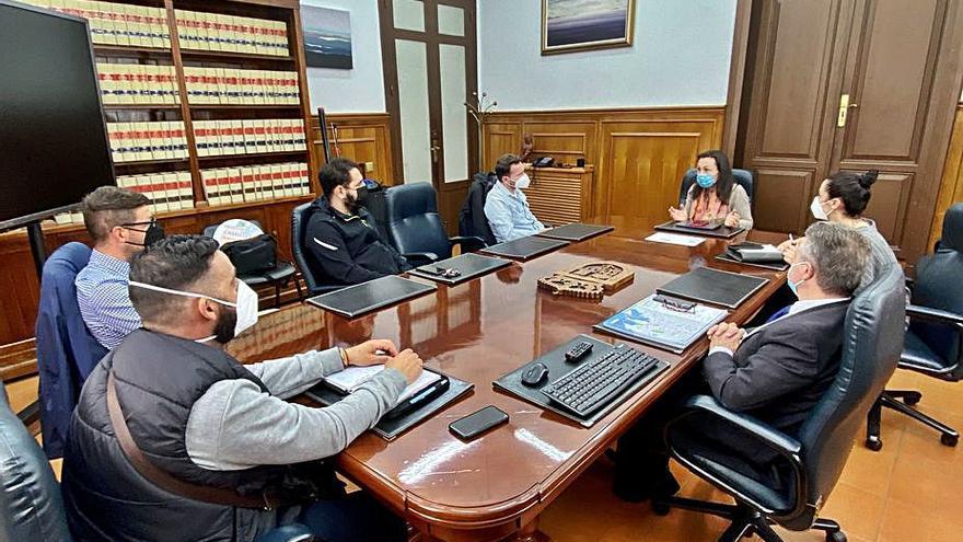 Marín presenta al sector su plan para reactivar la hostelería