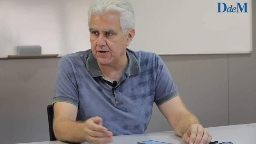 """Josep Melià: """"Creo que han llegado a la conclusión que no tienen apoyos para presentarse a primarias"""""""