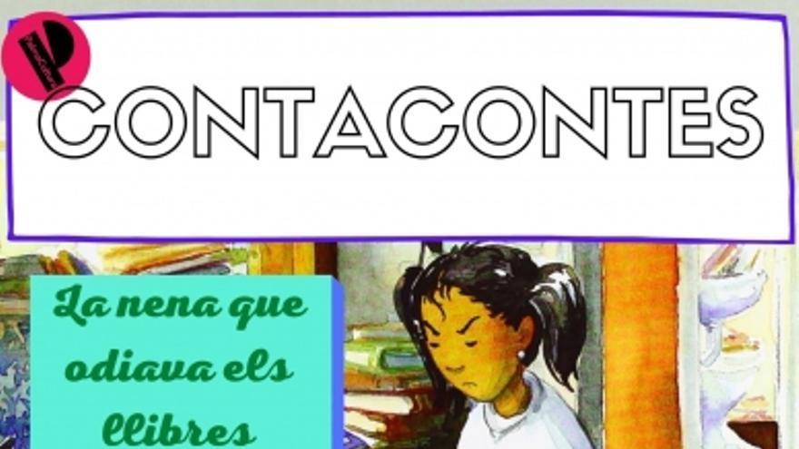 La nena que odiava els llibres amb Pallasso Andreu