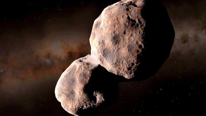 Descubren materia orgánica compleja en el cinturón de asteroides