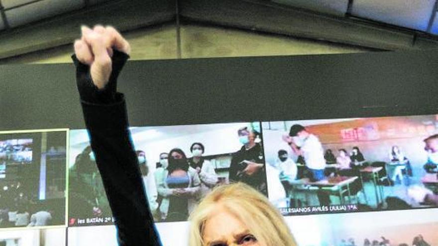 """Steinem: """"No habrá igualdad hasta que los hombres cuiden a los hijos como hacen las mujeres"""""""