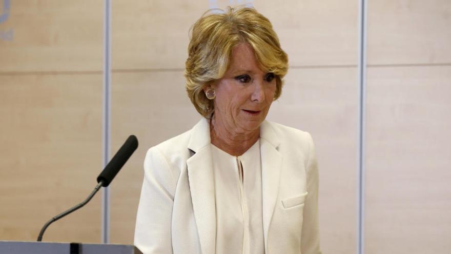 El exalcalde de Majadahonda señala a Aguirre en la trama Púnica
