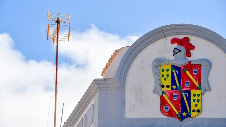 Casco histórico de Tenoya
