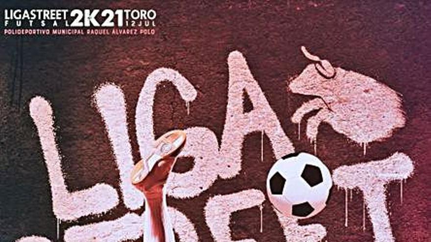 Toro organiza la Liga Street 2021 de Fútbol