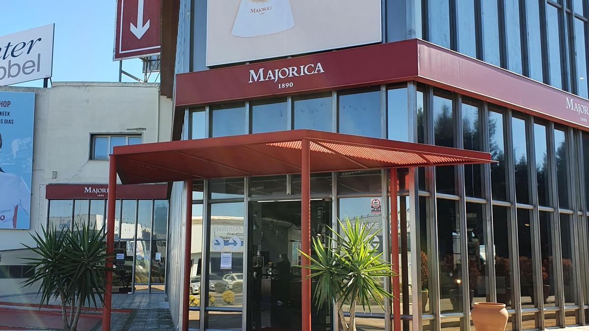 Instalaciones de Majorica en Manacor