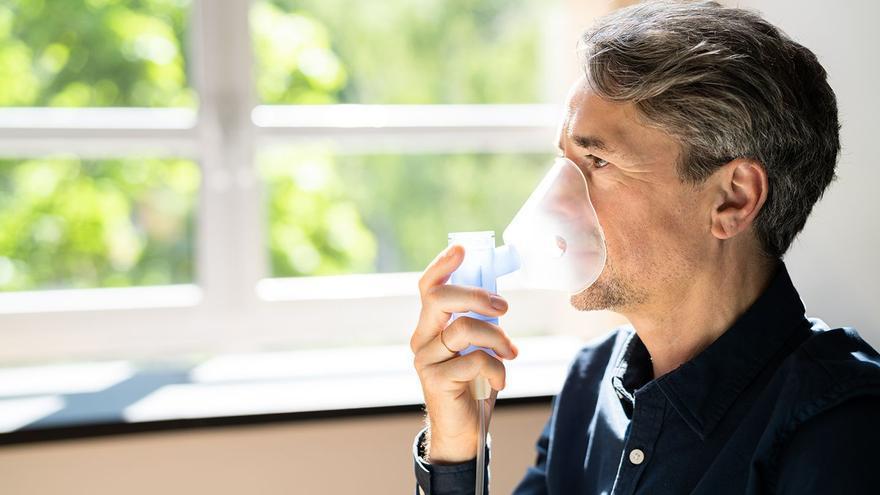 Un soplo a pleno pulmón, un reto diario para muchas personas