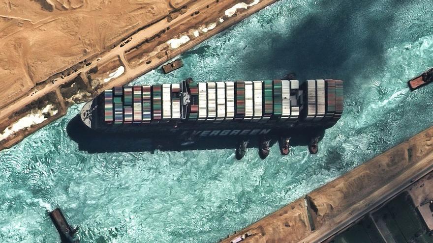 El astillero Cardama aspira a construir tres 'megarremolcadores' para el Canal de Suez