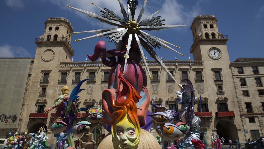 El 24 de junio, día grande de las Hogueras, será festivo autonómico en 2022