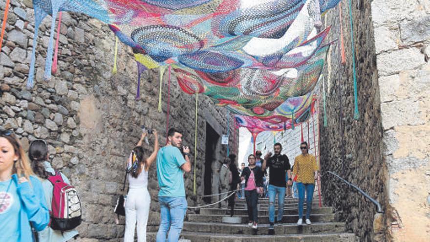 Els visitants podran veure fins a 90 muntatges