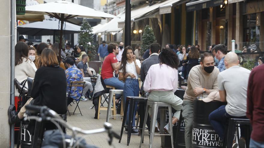 Alivio de las restricciones en Asturias desde el viernes: abrirá el interior de los locales para las cenas