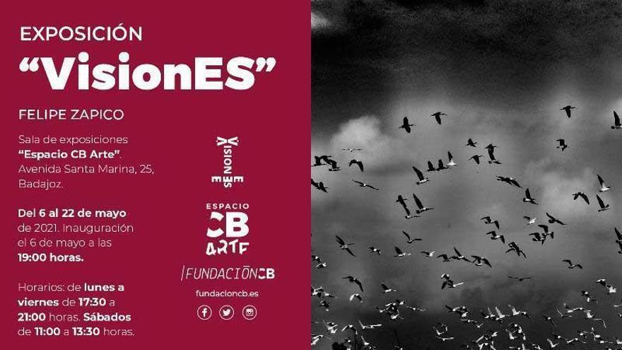 Felipe Zapico inaugura hoy la muestra fotográfica 'VisionES'